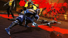 Yaiba: Ninja Gaiden Z screen shot 5