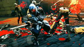 Yaiba: Ninja Gaiden Z screen shot 9