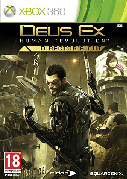 Deus Ex: Human Revolution - Director's Cut Xbox 360