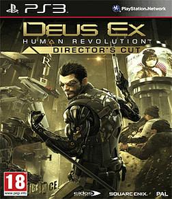 Deus Ex: Human Revolution - Director's Cut PlayStation 3