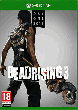 Dead Rising 3 Day One Edition - Only at GAME Xbox One Cover Art