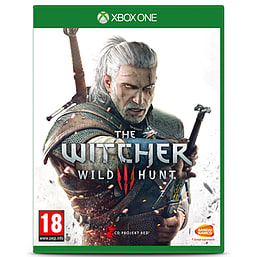 The Witcher 3: Wild Hunt Xbox One Cover Art