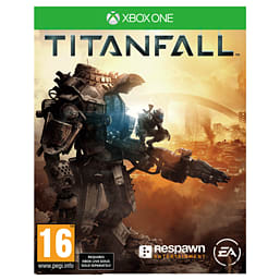 Titanfall Xbox One Cover Art