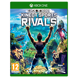 Kinect Sports Rivals Xbox One Cover Art