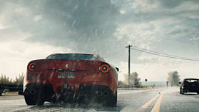 PS3 NFS RIVALS screen shot 2