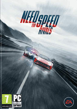 Need for Speed: Rivals PC Games Cover Art