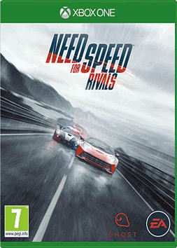 Need for Speed: Rivals Xbox One Cover Art