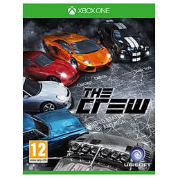 The Crew Xbox One Cover Art