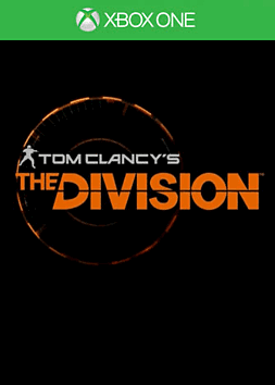 Tom Clancy's The Division Xbox One Cover Art