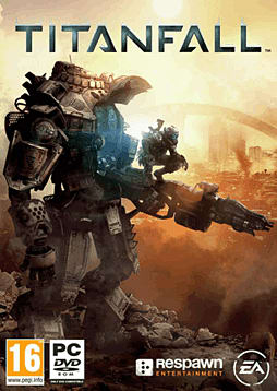 Titanfall PC Games Cover Art