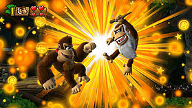 Donkey Kong Country: Tropical Freeze screen shot 1