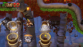 Donkey Kong Country: Tropical Freeze screen shot 22