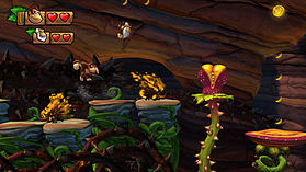 Donkey Kong Country: Tropical Freeze screen shot 6