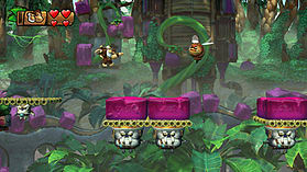 Donkey Kong Country: Tropical Freeze screen shot 17