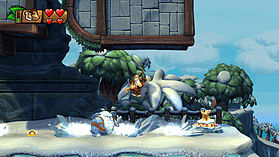 Donkey Kong Country: Tropical Freeze screen shot 9