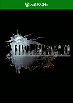 Final Fantasy XV on Xbox One at GAME
