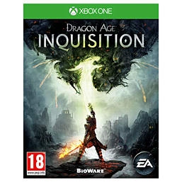 Dragon Age: Inquisition Xbox One Cover Art