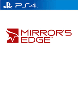 Mirror's Edge PlayStation 4 Cover Art