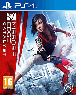 Mirror's Edge Catalyst PlayStation 4 Cover Art