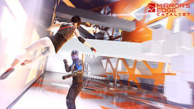 Mirror's Edge screen shot 3