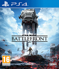 Star Wars: Battlefront PlayStation 4 Cover Art