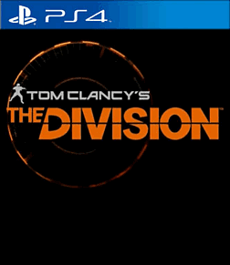 Tom Clancy's The Division PlayStation 4 Cover Art