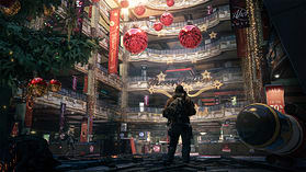 Tom Clancy's The Division screen shot 3