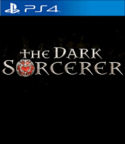 The Dark Sorcerer PlayStation 4 Cover Art
