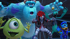 Kingdom Hearts III screen shot 3