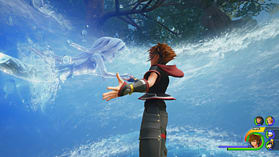 Kingdom Hearts III screen shot 5