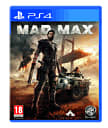 Mad Max PlayStation 4