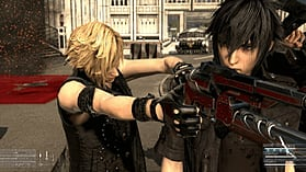 Final Fantasy XV screen shot 2
