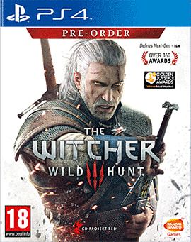 The Witcher: Wild Hunt PlayStation 4