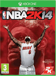 NBA 2K14 on Xbox One at GAME