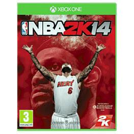 NBA 2K14 Xbox One Cover Art