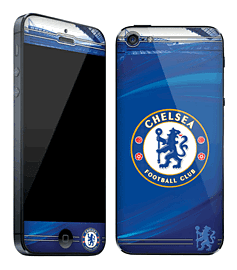 Chelsea FC Skin for iPhone 5 Accessories