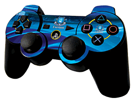 Everton FC Skin for PlayStation 3 Controller Accessories