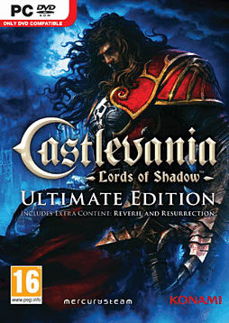 Castlevania Lords of Shadow Ultimate Edition PC Games Cover Art
