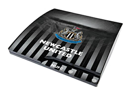 Newcastle United FC Skin for PlayStation 3 Console Accessories