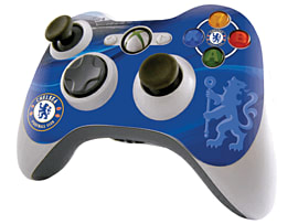 Chelsea FC Skin for Xbox 360 Controller Accessories