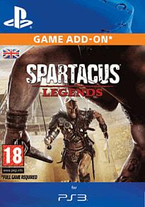 Spartacus Legends: Starter Pack PlayStation Network