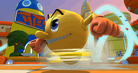 Pac-Man and the Ghostly Adventures screen shot 5