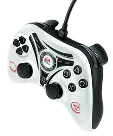 EA SPORTS Football Club Official Wired Controller for PlayStation 3 Accessories