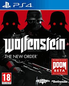 Wolfenstein: The New Order PlayStation 4