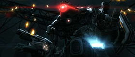 Wolfenstein: The New Order screen shot 15