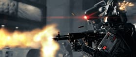 Wolfenstein: The New Order screen shot 8