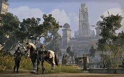 The Elder Scrolls Online screen shot 3