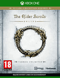 The Elder Scrolls Online: Tamriel Unlimited Xbox One Cover Art