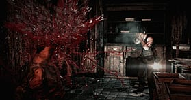 The Evil Within screen shot 2