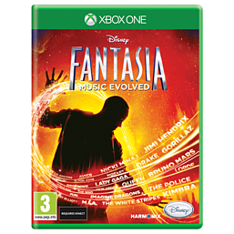 Fantasia: Music Evolved Xbox One Cover Art